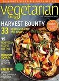 Vegetarian Times Magazine, September 2015