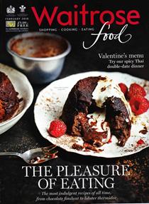 Waitrose Food Magazine, February 2016