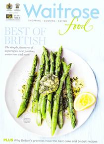 Waitrose Food Magazine, May 2016