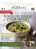 Waitrose Kitchen Magazine, January 2015: The Really Healthy Issue