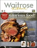 Waitrose Kitchen Magazine, November 2014