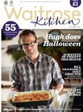 Waitrose Kitchen Magazine, October 2011
