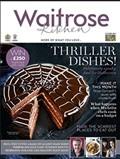 Waitrose Kitchen Magazine, October 2014