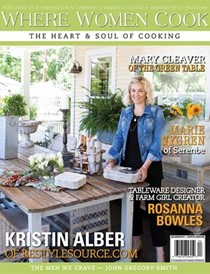 Where Women Cook, Spring 2013