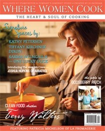 Where Women Cook, Winter 2012